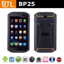 WDF624 BATL BP25 no brand China factory wateroof smart phones with IP67 test nfc NXP547