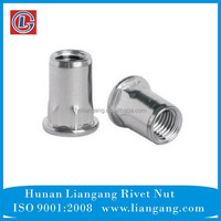 High Quality Flat Head Stainless Steel Threaded Insert