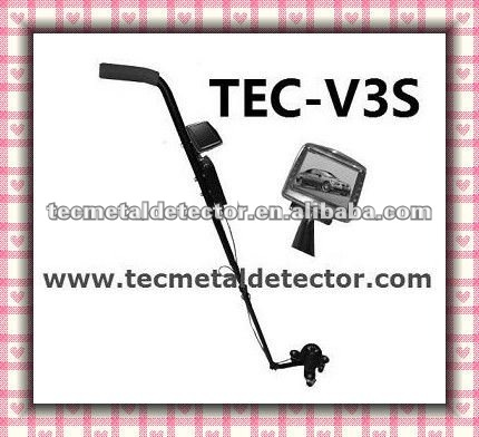 Under Vehicle Checking Mirror TEC-V3S to Examine Car, Machine, Warehouse, Schools, Factories