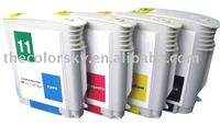 (RCH-11) compatible inkjet cartridges for HP 10/11 HP10 HP11 C4844a C4836a C4837a C4838a
