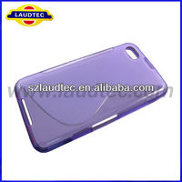 For BB A10 soft case for blackberry curve