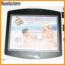 AY Photo Insert Picture Mouse Pad For Gift , Window Photo Frame Mouse Mat