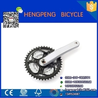 Fixed Gear Bike Steel Bicycle Crank Set