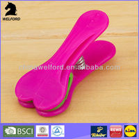 High Quality Colored Plastic Clothespin /Clothes peg
