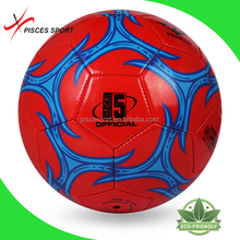 Pisces machine sewn soccer ball size 5 wholesale