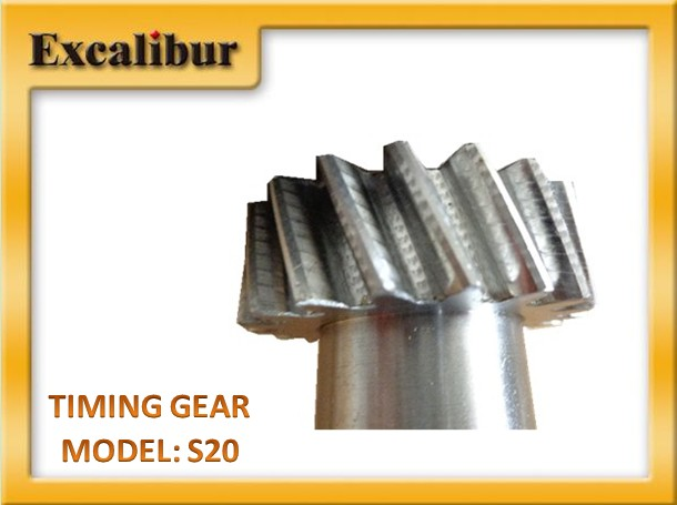 Spare Parts Timing Gear for gasoline Engine