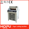 HOPU a4 paper cutting machine manufacture paper cut size sheeter
