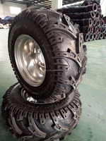 All size 25x10-12 Dot approved high quality ATV wheels for US market