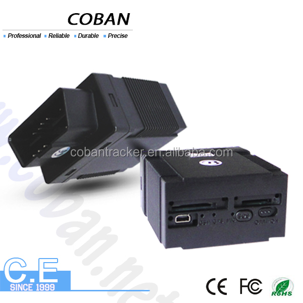 automotive vehicle OBD GPS Tracker With Diagnostic Function,GSM sim card tracking 3G OBD II gps tracker