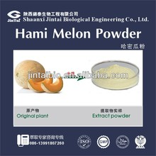 100% water solulbe 10:1 organic cantaloupe extract