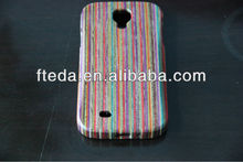 Hand Made Genuine Natural Real Bamboo Wood Wooden Hard Cover Case for Samsung Galaxy S4 i9500