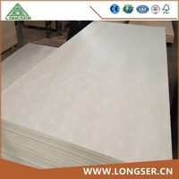 1220x 2440x 12MM CE Poplar Plywood for Furniture