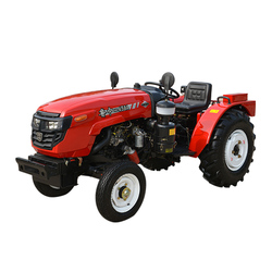 new agriculture machine cultivator LZ554 4WD 55hp mini tractor with spare parts list