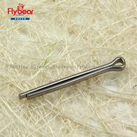stainless steel cotter pin bolt