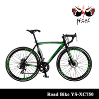 Made in China road racing bike in Aluminium road bike with light wheels road bike