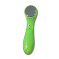 New Vibration lontophoresis facial massager and cleaner