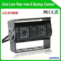 China supplier dual lens small led parking sensor wireless for trucks