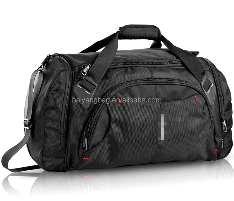 2015 polyester sports travel bag gym duffle bag manufacturers