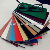 ACP factory PE coated 3mm 4mm solar panel
