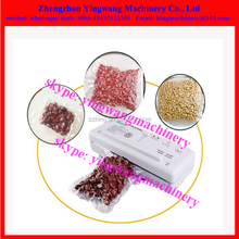 Home use vacuum packing machine for fruit vegetable rice and meat