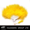 BN121 wholesale decorative feather fans cheap for carnival costume