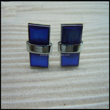 China Supplier Competitive Metal Cufflink Gift for Men Cufflink Parts
