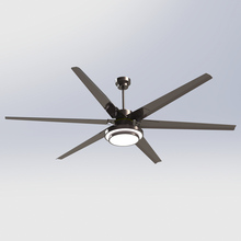 8FT bldc ceiling fan with remote controller and led light