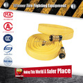 Winner brand 50mm x 100 feet fire hose ,competitive price yellow garden hose