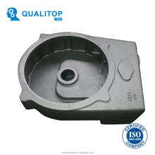 China Precision grey spheroidal graphite iron casting machinery spare parts with painting