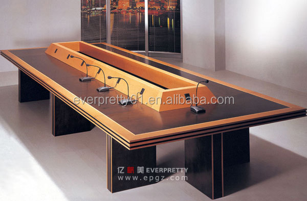 Made in China Confrence Conference Meeting Desk Office Furniture Table