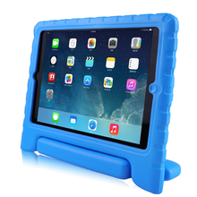 Child Super Shockproof for ipad air rotating case for apple ipad 5th generation