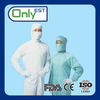 White Anti Bacterial Disposable Pp Face