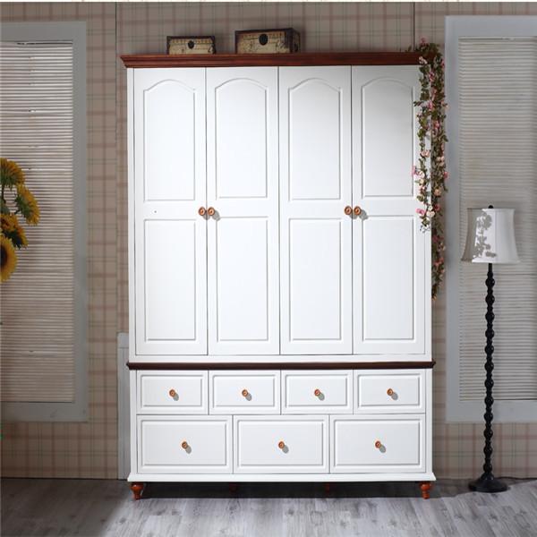 Meubles de maison chambre armoire conception pas cher for Armoire penderie pas cher