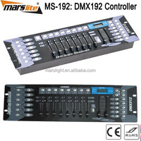 Mini DMX controller 192/ 192 dmx 512 stage light controller