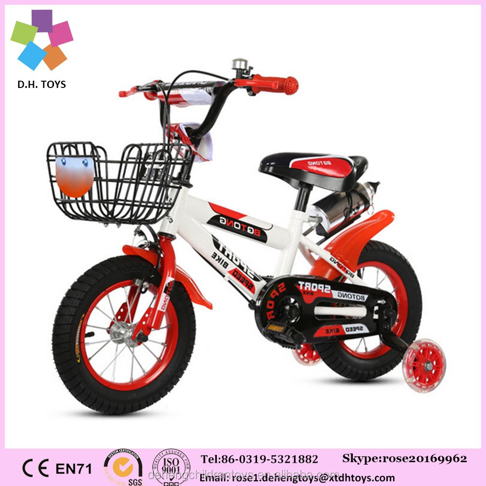 Factory price best 12 inch toddler bikes/ bicycle for kids 5 years old made in china / easy rider kids bikes