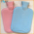 nature rubber BS hot water bottle/hot water bag