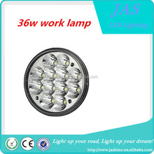 high quality wholesale price 4*4 36w LED Work Lamp IP67,CE,ROHS off road auto LED work light