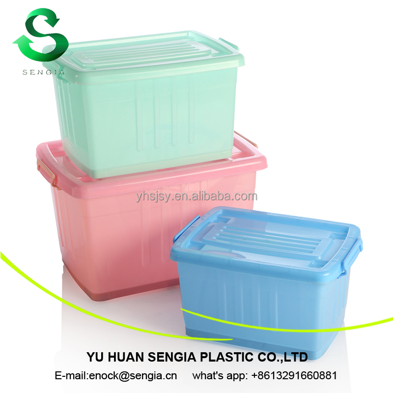 factory cheap price plastic boxes storage PP plastic container