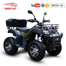 SP250-16 Shipao safety street legal atv for sale
