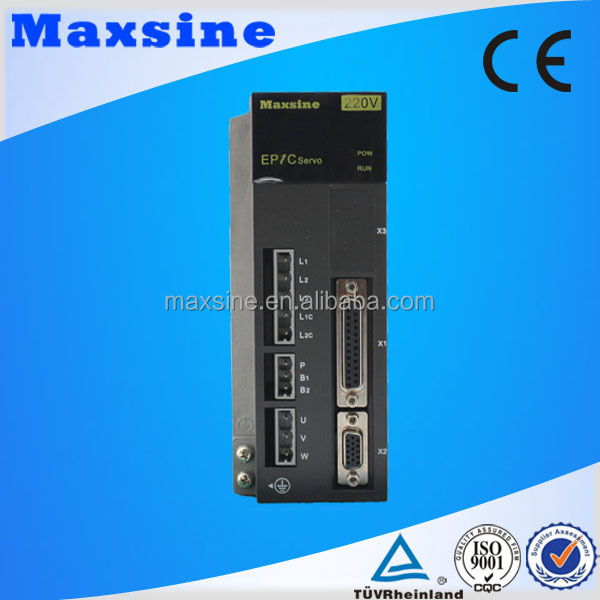 Analog control ac servo drive for cnc kit 3 axis