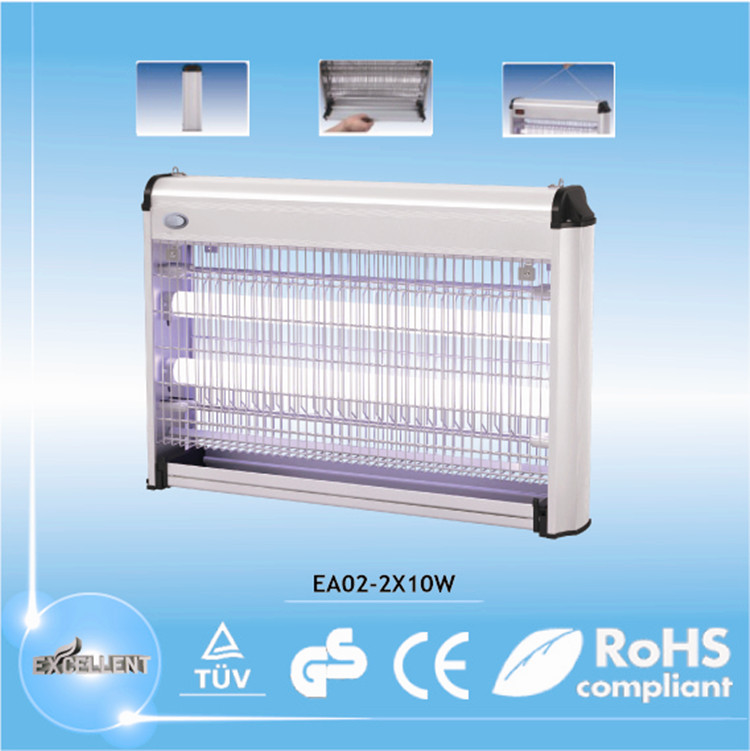 Environmental insect killing light product