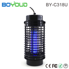 Rechargeable mosquito zapper lantern