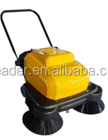 Easy-to -use operation updated more time cleaning JQ-100 Manual Walk Behind Sweeper