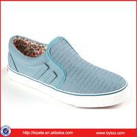 Latest Flat Rubber Sole Vulcanized Men Canvas Shoes, Vulcanized Shoes, Unisex Lace Up Cloth Canvas Shoes