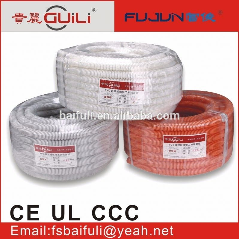 hot sell pvc spiral flexible pipe