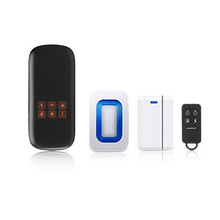 2017 hottest GSM WIFI GPRS security alarm system IP Camera Wireless home burglar alarm & smart App wifi gprs intruder alarm