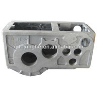 Customized sand casting defects