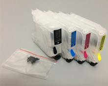 LC223 Ink Cartridge for Brother Refillable Ink Cartridge for Brother Latest Version Chips