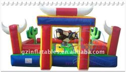 {Qi Ling}attractive mechanical bull device for rent