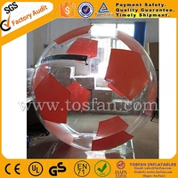 China newly water balls inflatable water ball TW116